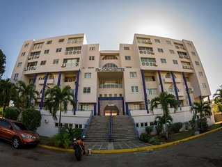 The Dorchester in New Kingston