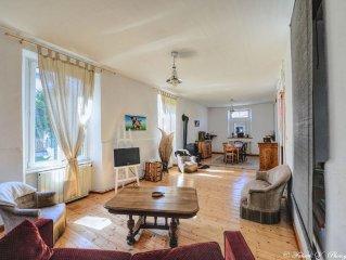 Appartement spacieux, ideal en famille