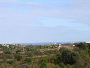 1-bedroom apartment with sea view in lovely village of Porches