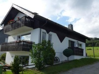 Vacation home Winterberg for 2 - 4 persons with 2 bedrooms - Holiday apartment