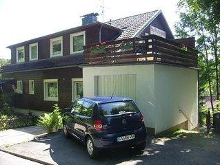 Ferienwohnung Braunlage für 2 - 6 Personen mit 2 Schlafzimmern - Ferienwohnung