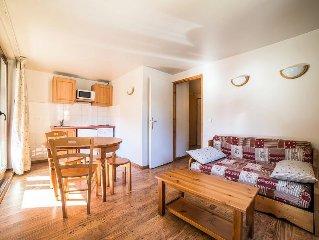 Residence Les Terrasses de Termignon** - 2 Pieces 2/4 Personnes