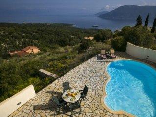 Villa in Fiskardo, Kefalonia, Greece