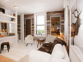 $190 all January! Luxury, Stlish And Design Two Bedroom Suite In Soho