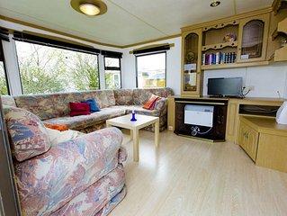 Mobilheim 234 im 5-Sterne Park Roompot Beach Resort - Kostenlose WIFI / WLAN