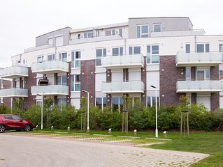 Exklusives Appartement mit Deichblick direkt am Weltnaturerbe Wattenmeer