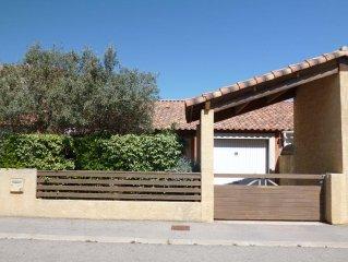 Villa de vacances de 76 m² tout confort - proche de la plage - Narbonne-Plage