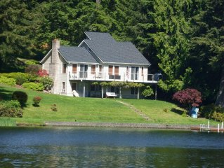 Lakefront Getaway!  (Weekly Discounts Available)*
