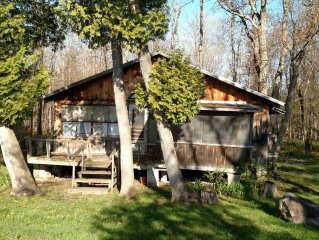 2 Bed 1 Bath Pet Friendly Right On Lake Champlain