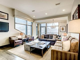 Luxurious Ski In/Ski Out Corner Unit 2BR Private Residence at The Westin