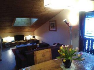 Appartement tout confort de 40m2 aux Houches (74310)