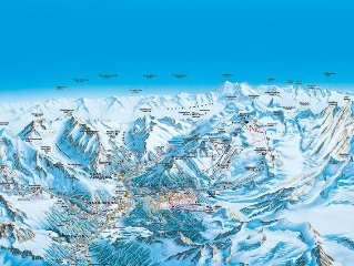 Vacation home ALPENDORFLI  in Saas - Fee, Central Valais / Wallis - 7 persons,