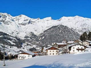 Apartment Haus Tyrol  in Tobadill, Arlberg - 4 persons, 2 bedrooms