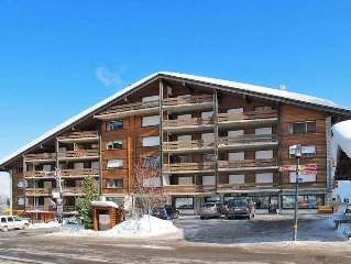 Apartment Residenz Belvedere  in Les Collons, Quatre Vallees - 6 persons, 2 bed