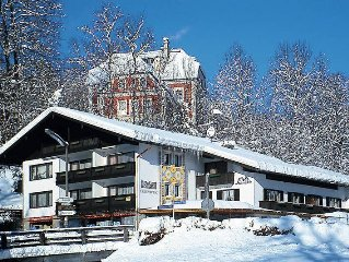 Apartment Schneck's Appartments  in Berchtesgaden, Bavarian Alps - 2 persons