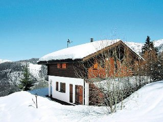 Vacation home Chalet Edelweiss  in La Tzoumaz, Quatre Vallees - 8 persons, 4 be