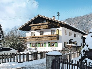 Apartment Wohnung ****  in Farchant, Bavarian Alps - 2 persons, 1 bedroom