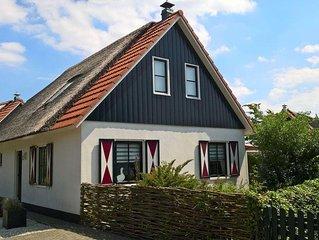 Hubsches, althollandisches Ferienhaus in Strandnahe Callantsoog