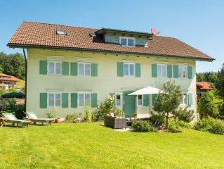 Landhaus-Ferienwohnung, Garten, Bergblick, Bergbahn Mai-Okt. inkl., Skilift- nah