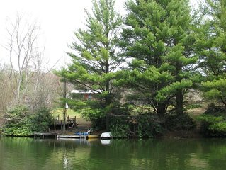 Milepost 180 Blue Ridge Parkway; Fresh Air, Quiet, Lakeview, Family-Friendly