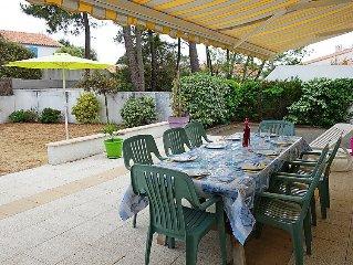 Ferienhaus Villa Grenadine  in La Tranche sur Mer, Vendee - Pays de la Loire - 8