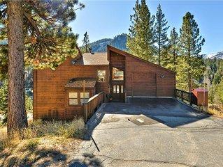 Alpine Meadows Endless View - Blum Home