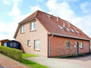 Holiday flat, Neßmersiel  in Ostfriesland - 4 persons, 2 bedrooms