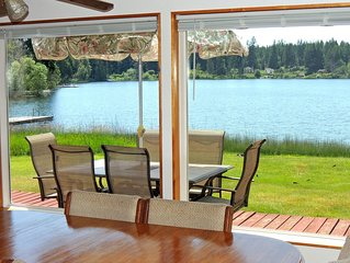 Beautiful Waterfront House. Best Rates, Location! Wi-FI ! ALL INCLUSIVE!