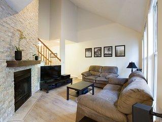 Newly Renovated Ski Home with Spa Close to Snowbird/Alta/Solitude/Brighton