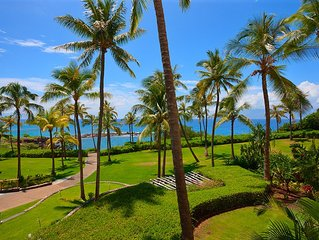 OCEAN DREAMS VILLA 2203 AT MONTAGE KAPALUA BAY - Oceanfront!