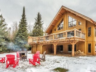 Luxury Cottage For 10, Ski Mont Blanc And Ski Tremblant