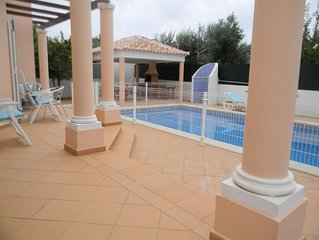 Villa, piscine privee, internet wifi, TNT