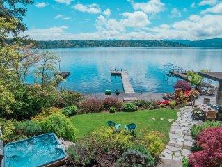 Lakefront Mid-Century Modern - Seattle Area