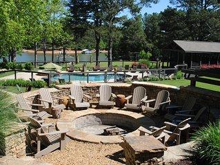 14 Bedrm 12 bath Exec Retreat near Atlanta