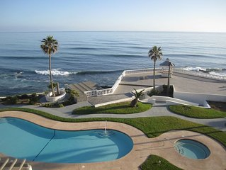 Rosarito Beach, Baja Ocean Front Gated Secured Building
