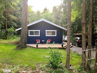 Charming 2 Bdrm Cabin In Quiet Area