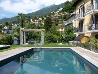 Vacation home Brissago for 2 - 4 persons with 2 bedrooms - Holiday apartment