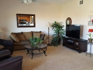 Beautiful two bedroom Condo with amenities!-3811