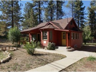 A Sweet Pine Cabin - Original 1940's cabin, the prefect place for a sweet retre