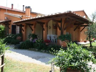 Villa in Foiano Della Chiana with 2 bedrooms sleeps 4