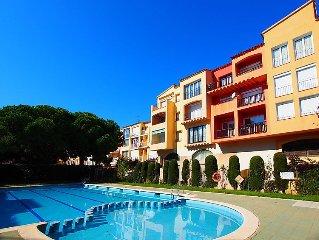 Apartment Gran Reserva  in Empuriabrava, Costa Brava - 5 persons, 2 bedrooms