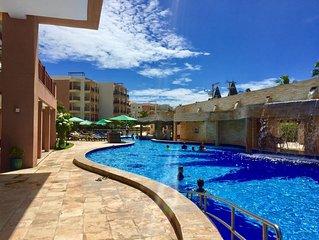 Luxury apartment in Beach Park Wellness Resort
