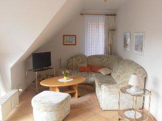 Haus Padua B Wohnung 4,  WLAN, Suedbalkon, Nichtraucher