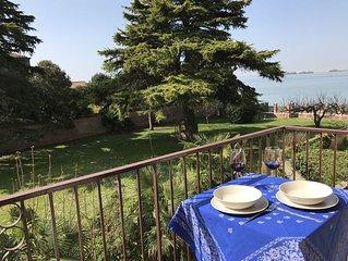 Appartamento con vista sulla suggestiva laguna di Venezia