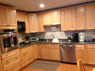 Walk Out Lower Level Of Immaculate 2 Family Lake House Located Three Hours From