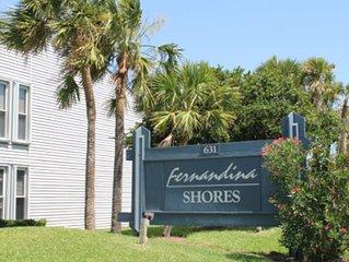 Lovely Fernandina Beach-Sept.-Dec.Availability-2 Blocks to Beach,Free WIFI