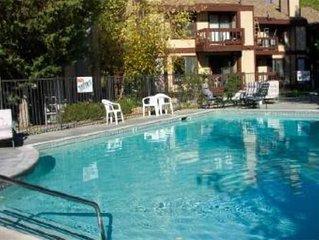 Boulder Bay Lakeside Suite Condo: 1 BR / 1 BA condo in Big Bear Lake, Sleeps 4