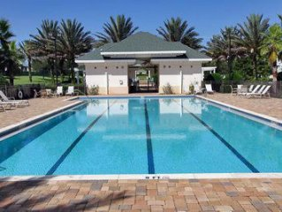 Reunion Penthouse TWO 3 bed 2 bath in golf resort community