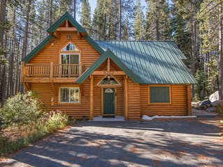 'Moose Lodge' A Family Lodge perfect for a Private Getaway!