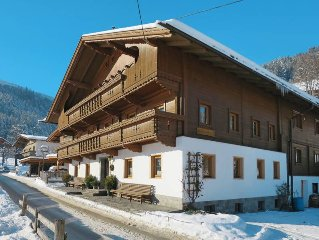 Vacation home Bauernhaus Schusterhausl  in Schwendau, Zillertal - 14 persons, 5
